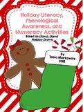 Llama, Llama, Holiday Drama Literacy, Numeracy, & Social/E