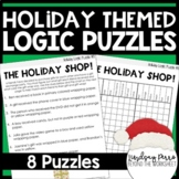 Holiday Logic Puzzles