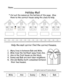 Holiday Mail