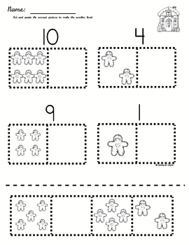 Holiday Math Activities Part 1