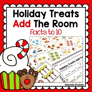 Christmas Math Centers Kindergarten