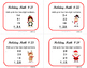 Holiday Math | Add and Subtract | Grade 2 Core Skills | Ea
