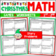 CHRISTMAS Math Worksheets ~ Addition & Subtraction  40 Pages of Math Fun!