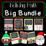 Holiday Math Bundle