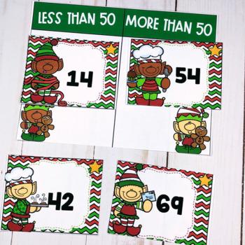December Math Stations