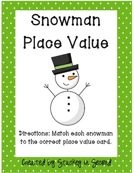 Holiday Math Centers-Odd/Even & Place Value (2 Centers)
