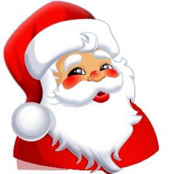 Holiday Math Game or Santa Activity or Rollasanta