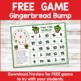 Christmas Holiday Math Games - 7 Winter-Themed Games