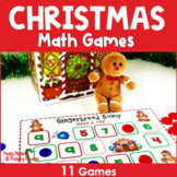 Christmas Math Games | Winter Math Games | Adding