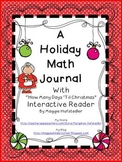 December Holiday Math Journal