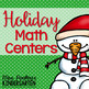 Holiday Math & Literacy Centers Bundle