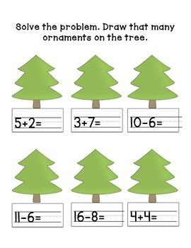 Holiday Math Pack