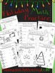 Christmas Math Adding and Subtracting 1 to 20