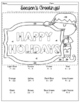 Holiday Math Printables for Middle School PLUS Craftivity