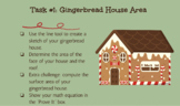 Holiday Math Project: Create a Digital Gingerbread Home