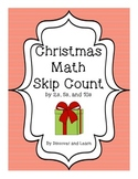 Holiday Math Skip Counting: 2s, 5s, 10s