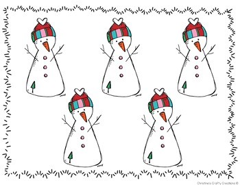 Holiday Math Slides