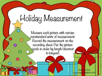 Holiday Measurement