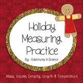 Holiday Measuring Practice