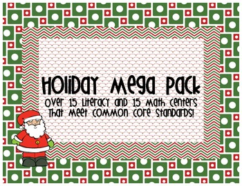 Holiday Mega Pack!