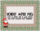 Holiday Mega Pack!