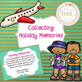 Holiday Memories Tags - Editable
