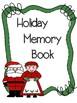 Holiday Memory Book