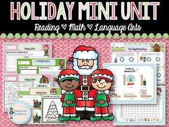 Holiday Mini Unit