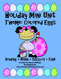 Holiday Mini Unit- Easter Eggs
