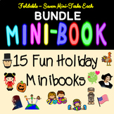 Holiday Mini-books Bundle