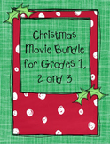 Holiday Movie Bundle for Grades 1, 2 and 3 - 10 movies