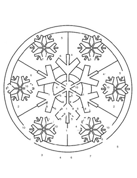 Holiday Multi-step Equation Coloring Activity