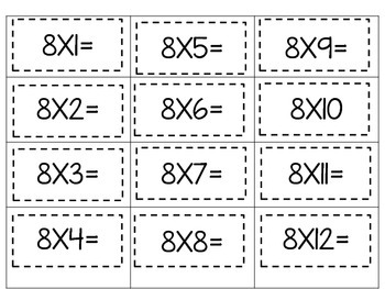 Holiday Multiplication Practice