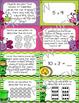 Holiday Multiplication Task Cards GROWING BUNDLE