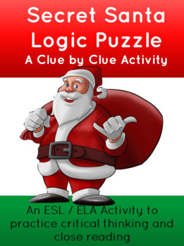 Holiday Mysteries and Puzzles: Four Critical Thinking Activities