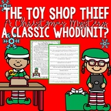 Digital Christmas Activities Reading Comprehension and Inf