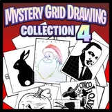 Holiday Mystery Grid Drawing Collection