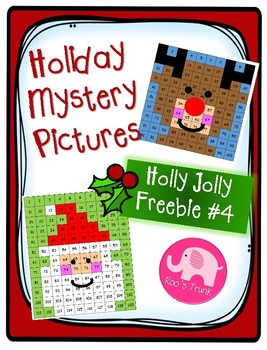 Holiday Mystery Pictures