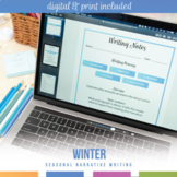 Holiday Narrative Writing