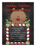 Holiday Narrative Writing Pack for 3rd-5th