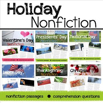Holiday Nonfiction Bundle