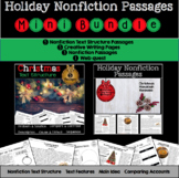 Holiday Nonfiction Reading Passages MINI BUNDLE