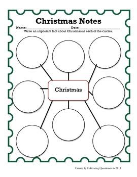 Holiday Note Sheets: Hannakuh, Kwanzaa, Christmas, Diwali, New Year's