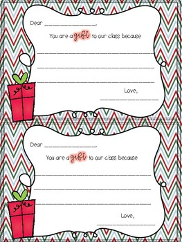 Holiday Notes for Students