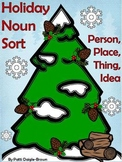 Holiday Noun Sort