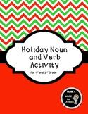 Holiday Nouns & Verbs