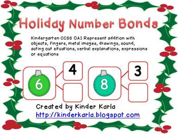 Holiday Number Bonds