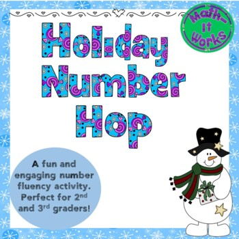 Holiday Number Hop