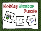 Holiday Number Puzzle