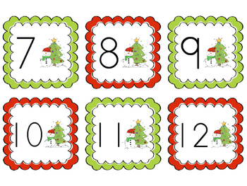 Holiday Numbers